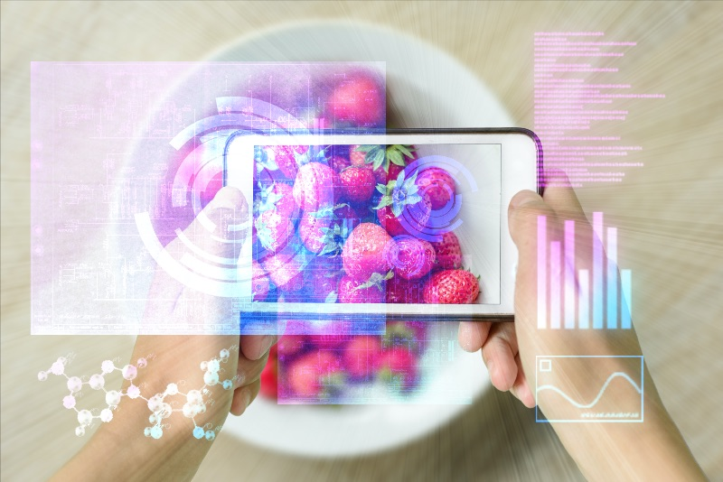 The Internet of Food