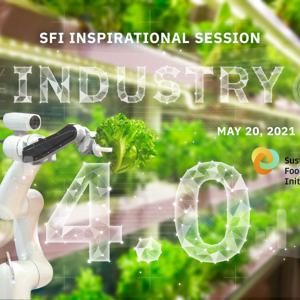 SFI Inspirational session Food Industry 4.0